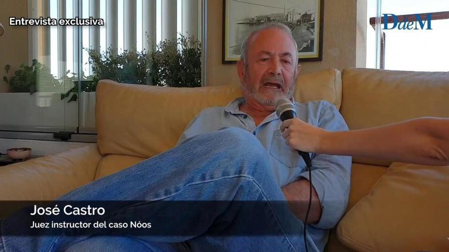 El juez Castro no ve diferencias entre la actuación de Camps y Matas