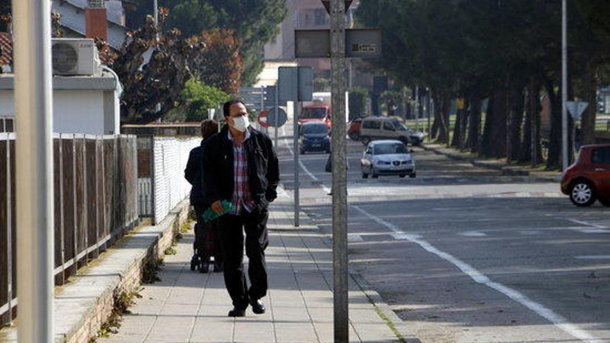 L'ANC vol fer arribar 105.000 mascaretes d'ús no sanitari a la ciutadania