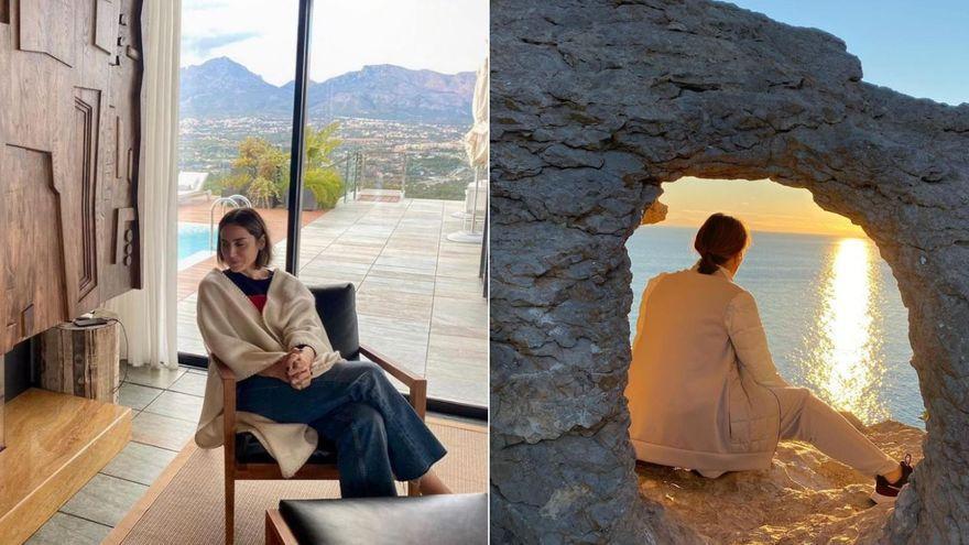 Tamara Falcó se defiende de las críticas por viajar a la C. Valenciana en pleno cierre perimetral