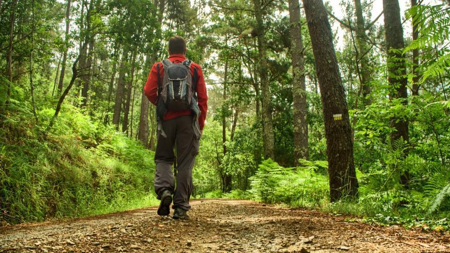 Más de 100 rutas de senderismo en Galicia en la palma de tu mano