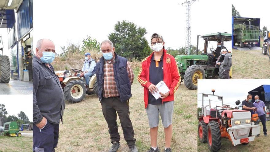 La ITV móvil va al rural y evita kilómetros de viaje a los tractoristas