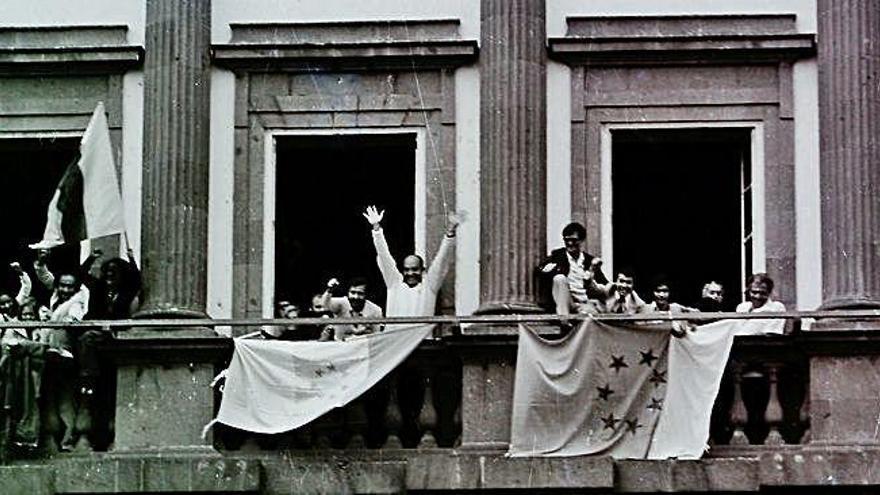 40 años del estreno electoral