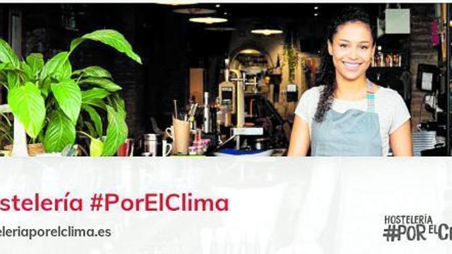 Hostelería #PorElClima apuesta por un futuro sostenible del sector