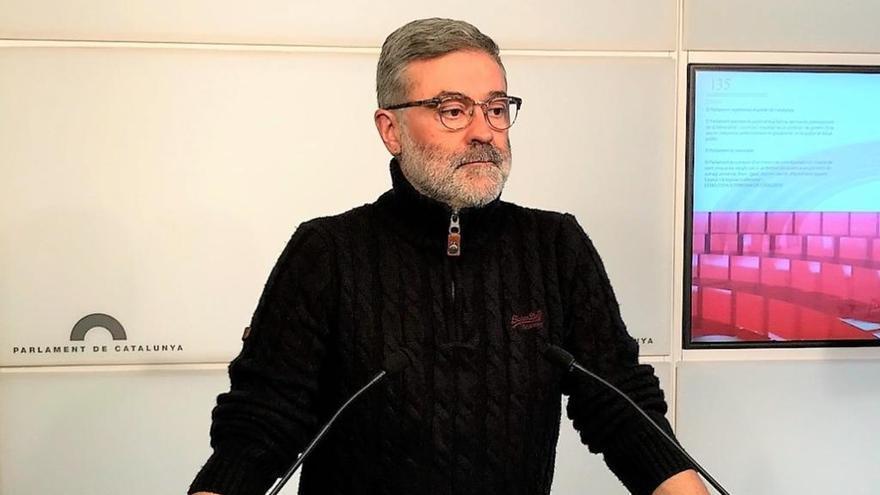 La CUP pide entrar en la Mesa e investir a Puigdemont
