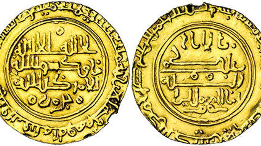El Consell compra por 35.000 euros las dos monedas musulmanas de Mallorca