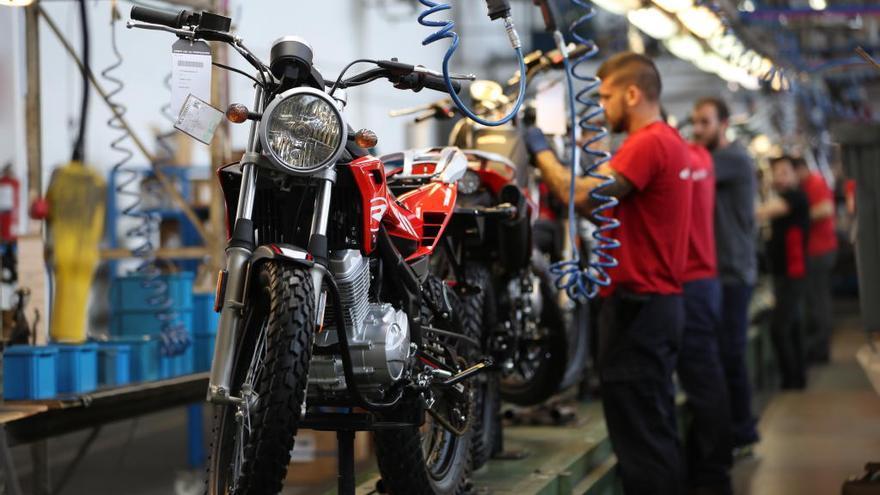 Rieju renova tota la gamma per a consolidar la recuperació de l'empresa motociclista