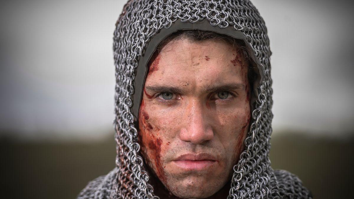 Jaime Lorente, the second season of & # 039; El Cid & # 039 ;.