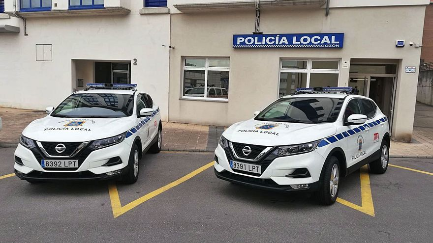 El PSOE prevé habilitar la zona azul estival en Luanco a partir del próximo verano