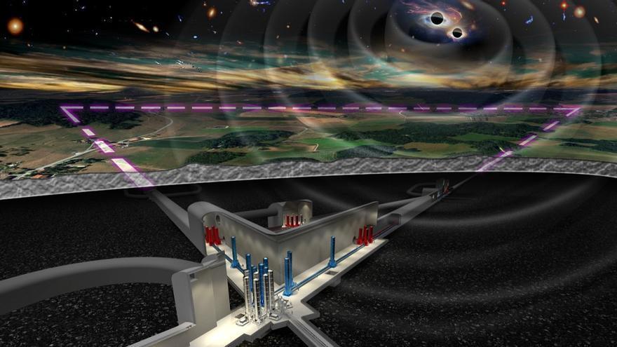 La UIB impulsa el proyecto para un nuevo observatorio de ondas gravitacionales en Europa