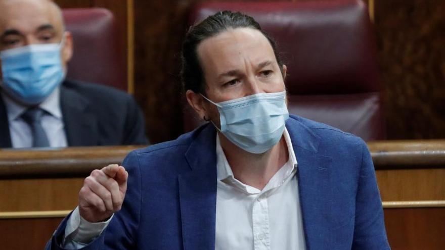 """Iglesias: """"El plan de choque hará que la dependencia sea un derecho real"""""""