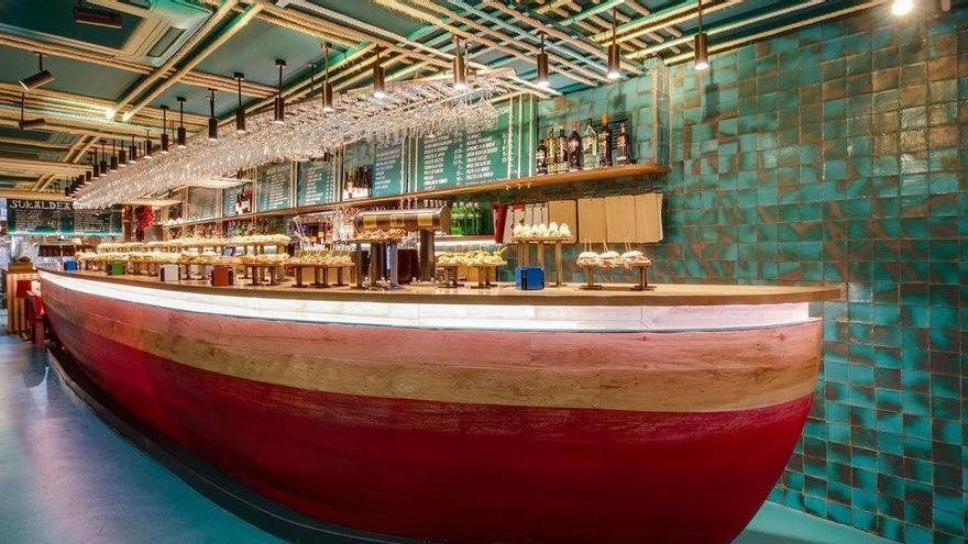 Dos restaurants amb disseny espanyol, entre els més bonics del món