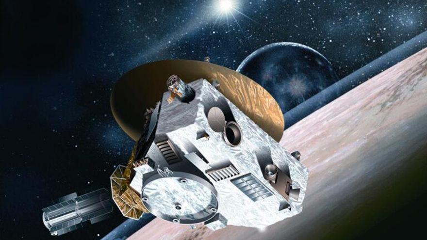 Una potente luz en el fondo del universo intriga a los astrónomos