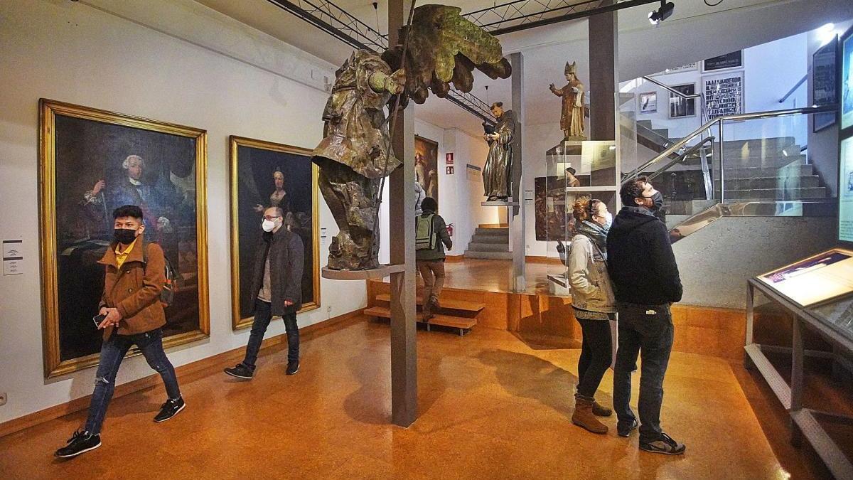 De visita als museus: redescobrir la ciutat en temps de pandèmia