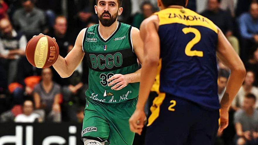 El Bàsquet Girona anuncia l'arribada del base Josep Franch