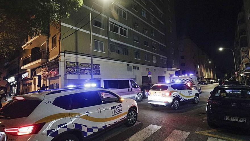 Arrestados tres hombres por desvalijar un restaurante de Sant Jordi
