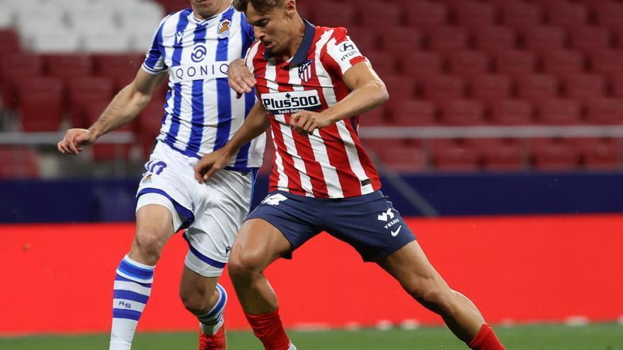 La Real Sociedad pone a prueba su liderato en el campo del Atlético, en la jornada del Clásico
