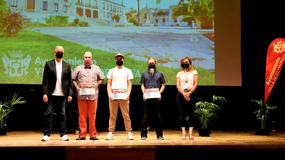 Los ganadores de la XIII edición de Arte con Enganche