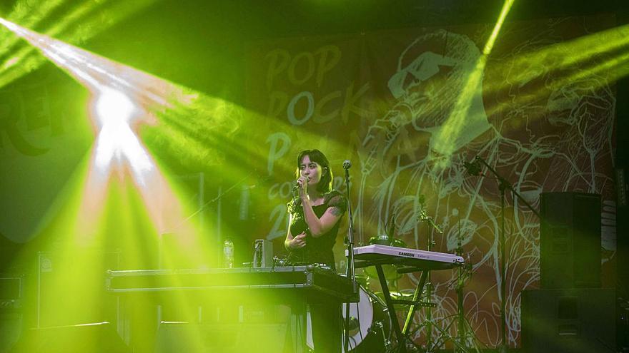 Sofia, ganadora del concurso Pop Rock