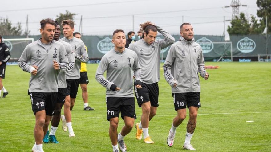 Murillo, Denis y Brais, en el equipo titular ante el Llanera