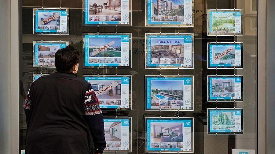El alquiler baja un 7% y las rentas por debajo de 750 euros son ya mayoría