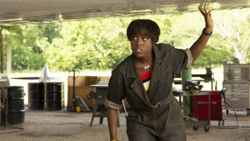 L'actriu Lashana Lynch podria ser la primera «007» dona i de color