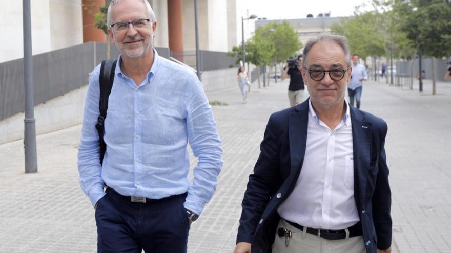 Jorge Rodríguez y su equipo quedan libres pero investigados por prevaricación y malversación