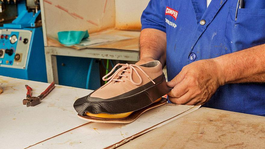 Camper da una nueva vida a zapatos usados con una colección sostenible