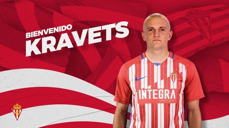 El Sporting oficializa la incorporación de Kravets