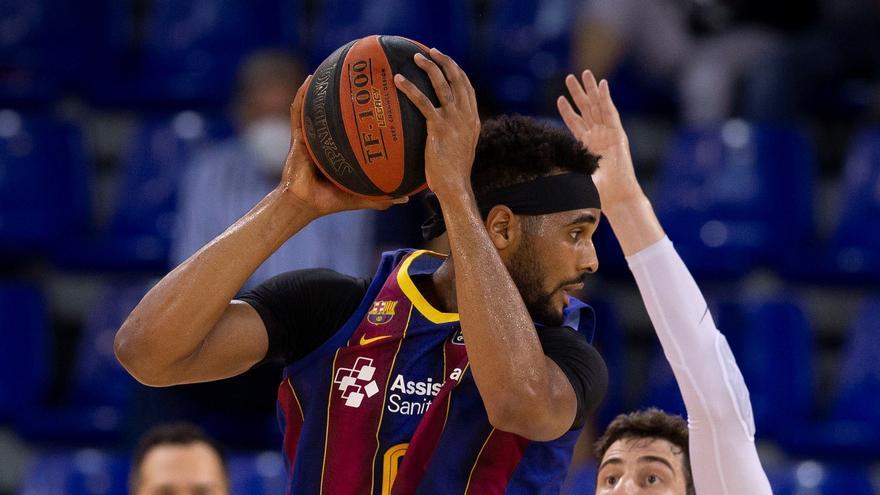 El Barcelona cumple ante el Joventut en el tercer partido y rubrica su pase