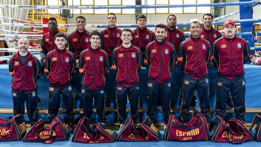 Youba Sissokho capitaneará a la selección de boxeo en el Mundial de Serbia
