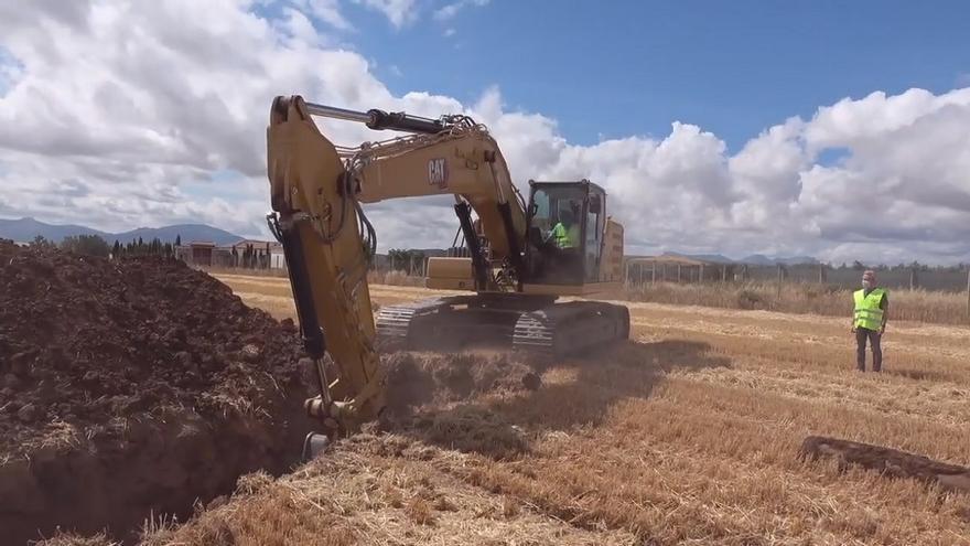 Campillos completará la sustitución de la red de agua de Majavea a principios de 2022
