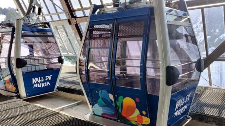 Ferrocarrils de la Generalitat construirà un ascensor al telefèric de Vall de Núria
