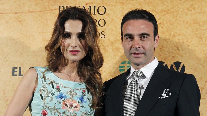 """Enrique Ponce y Paloma Cuevas, sobre su separación: """"Ha sido de mutuo acuerdo"""""""