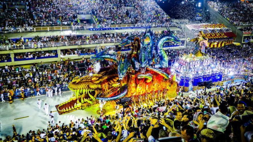 La pandemia anula el carnaval de Río de Janeiro