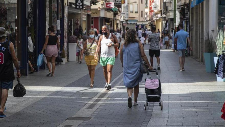 Les àrees  urbanes de Blanes-Lloret i Girona, entre les que més creixen a Espanya