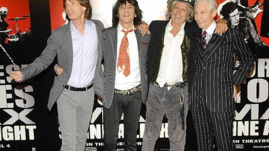 "Cuenta atrás para el disco ""On Air"" de The Rolling Stones"