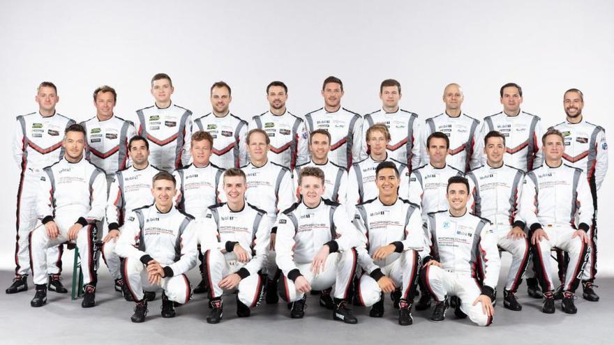 Puma vestirá al equipo de Porsche Motorsport