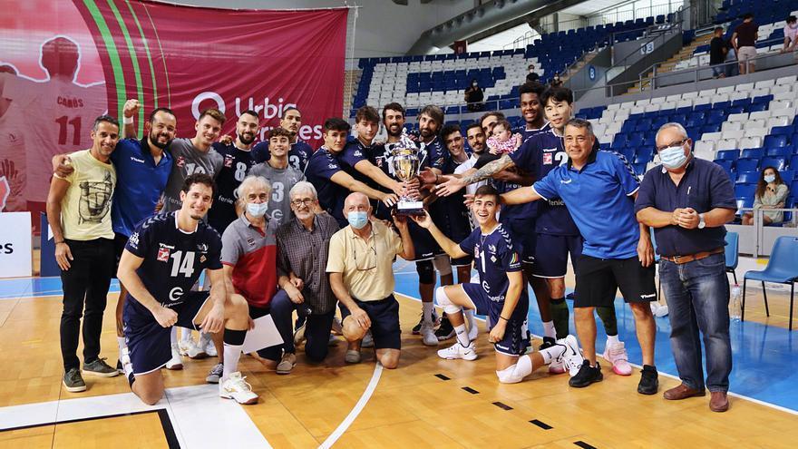 El Ciutat de Palma de voleibol queda en casa