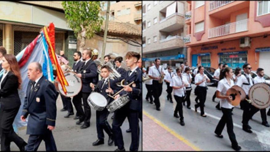 La tradición popular siempre está presente en el agosto de Torrevieja