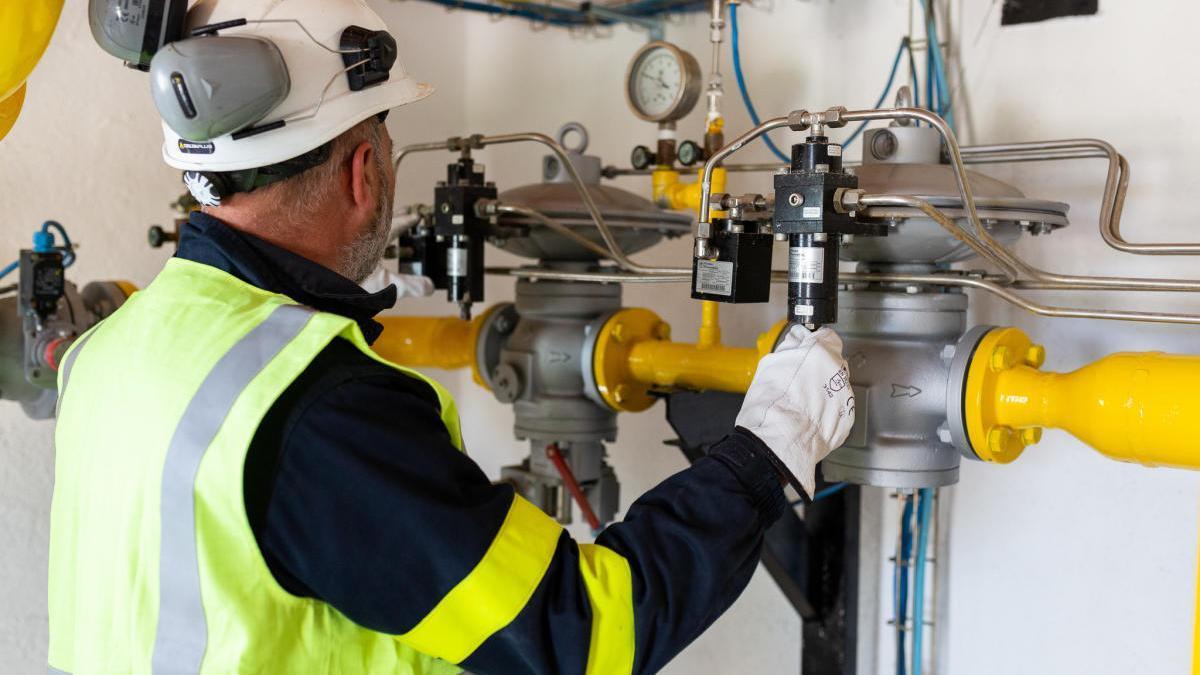 Redexis suministra gas natural, de forma urgente, a diversos centros sociosanitarios de la Región