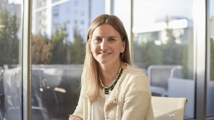 Maite Bargues, nueva directora de la consultora inmobiliaria CBRE en Alicante