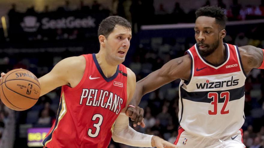 Mirotic contribuye a la victoria de los Pelicans con 15 puntos