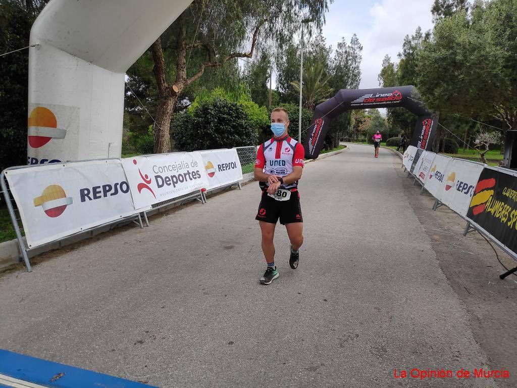 Trail de Alumbres 2