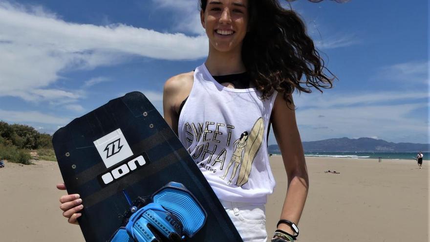 Nina Font competirà en els Jocs Olímpics de la Joventut a l'Argentina