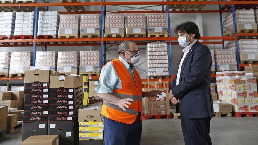 La «forta» crisi econòmica post-COVID preocupa el Banc dels Aliments de Girona