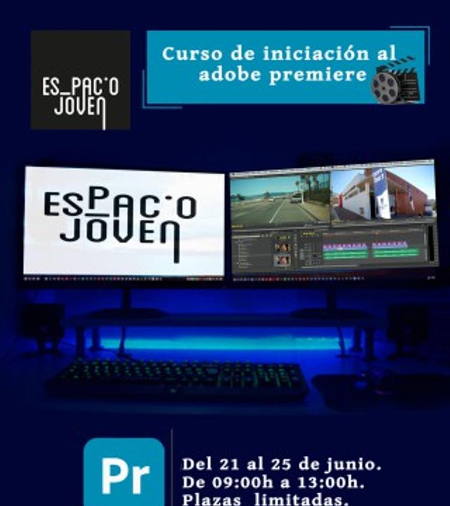 Curso de iniciación al Adobe Premiere