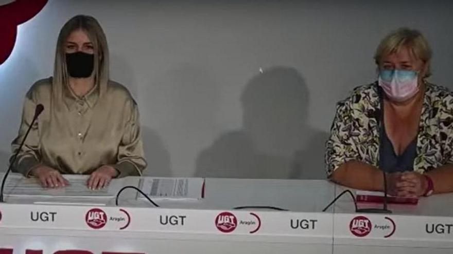 """UGT critica que Educación trabaje de forma """"unilateral"""" en Aragón"""