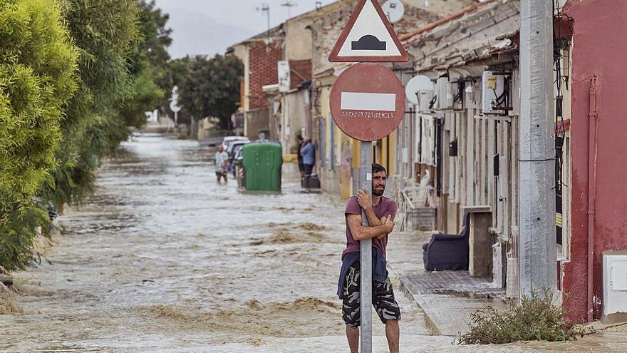 Madrid pide un 1.700 % más en ayudas que las recibidas por los temporales de 2019 y 2021