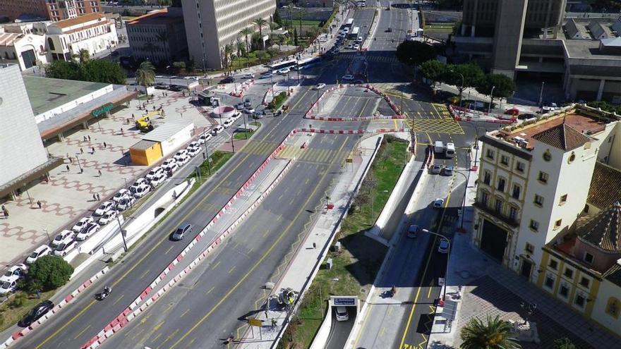 La Junta selecciona la empresa para adjudicar el tramo del metro al Perchel