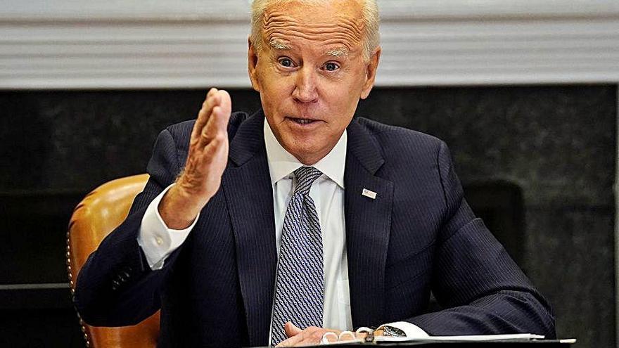 Biden trasllada a l'11 de setembre la retirada total de les tropes de l'Afganistan